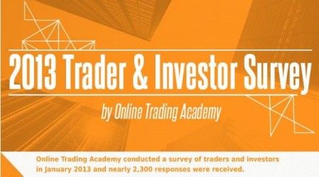 2013 Trader and Investor Survey Results (Infographic)