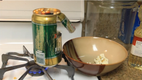 Popcorn Maker for Camping