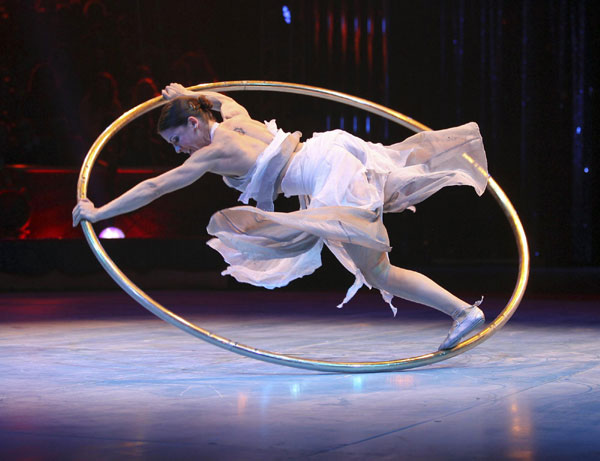 Monaco International Circus Festival in Monte Carlo