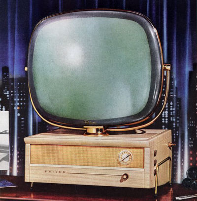 What will the TV set of the future be?
