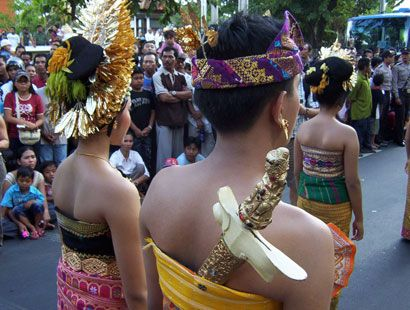 The Kris Traditional Weapons From Indonesia